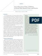 Best Practices for Optimal Outcomes in the Treatment of Diabetes3