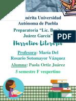 Mapa mental de mito Paola Ortiz 5SemFV