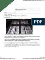 Billions in Bloat Uncovered in Beltway - WSJ