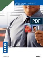 Hdp5000 Fargo Mexico Manual Especificaciones