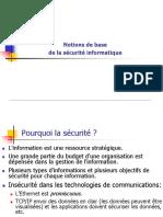 Chap0- Notions de Base de La Securite Informatique