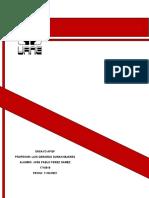 ENSAYO APQP PROS CONTRAS  (COMPARASION)