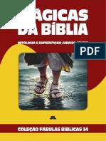 Coleção Fábulas Bíblicas Volume 34 - Mágicas da Bíblia
