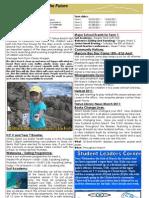 Week 6 Newsletter T4 2011