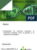 Genética de poblaciones en inmunología(1)