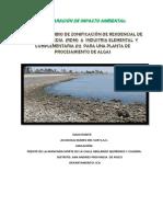 Declaracion de Impacto Ambiental h&c