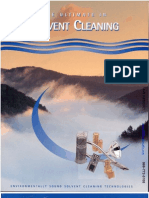 AMS - Branson - Solvent Cleanning Brochure