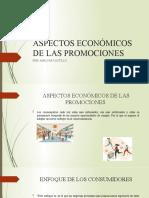 Aspectos Económicos de Las Promociones