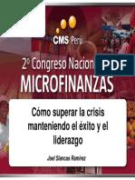 como_superar_la_crisis_manteniendo_el_exito_y_el_liderazgo_joel_siancas_ramirez