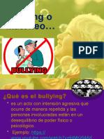 Bullying o Matoneo!!