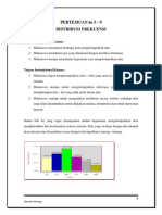 Bahan Ajar Mata Kuliah STATISTIKA 1-5-9