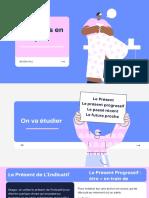 les temps en français