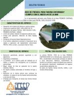 2. Boletin Tecnico SERVICIO PINTADO PROTAL 7200 rev RGC (1)