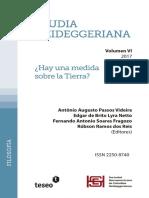 Studia Heideggeriana Vol. VI (2017) ¿Hay una medida sobre la Tierra