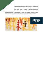 Propuesta de Integracion Politica Social