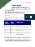 Perbedaan OpenOffice dan PowerPoint