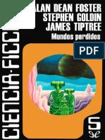 [Antologias de Ciencia Ficcion Caralt 05] AA. VV. - Mundos Perdidos [17310] (r1.3)