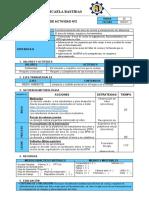 Ficha de actividad hostelería y turismo 16-03-21