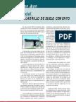 PROYECTO EN SAN JUAN DE LADRILLOS SUELO CEMENTO