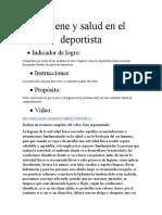 Educacion Física- Guía #4 Santiago Hurtado 11°