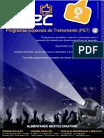 PET - ILUMINAÇÃO CÊNICA - 2013