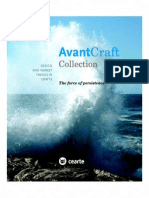 Avant Craft Collection 2007