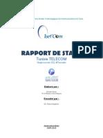 Rapport de Stage Telecom