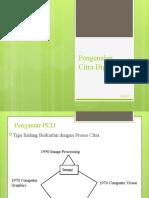 Slide 01 - Pengenalan Citra Digital