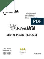 Astra Hd8e e 3 My08 6x4 Parts Book