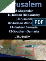 Jerusalem Region Condensed
