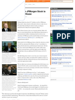 Daley Has $7.7 Million in JPMorgan Stock