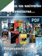 DC Comics para principiantes