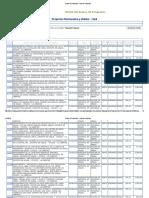 Banco de Proyectos - Lista de Proyectos1