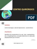 2. Centro Quirúrgico