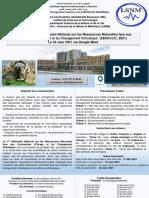Circulaire Séminaire SNV Mila Ecologie 2021