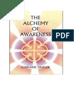 A Alquimia Da Consciência, Por Lorraine Sinkler