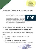 4 Doc-prepa Gestion Des Connaissances