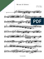 Morceau de Concours - orq flautas partes - Fauré