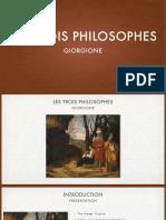 Julie Daffourd - Les Trois Philosophes