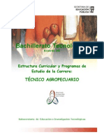 5.PLAN DE ESTUDIO TEC. AGROPECUARIO.