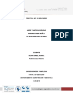 Informe de Azucares 2
