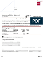 BB&T Bank Statement word Template - .com (1)