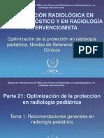 7.Optimización de la protección en radiología pediátrica CC  y NR