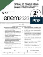 Simulado i - Sas 2020 (2 Dia) (1)