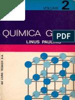 Linus Pauling - Química Geral 2(1966, Ao Livro Tecnico)
