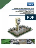 RM 50 m³ - Volume IV - Especificações