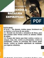 17. Conhecendo a Batalha Espiritual