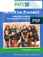 PATCH for Providers Playbook 2019_VirtualWatermark