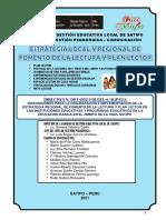 Directiva Nº001-2021-DUGEL-S/AGP-EES Fomento de La Lectura