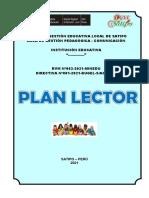 Formato Sugerido Para El Plan Lector 2021